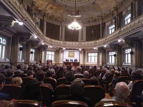 Presentación sala Bidebarrieta, 10/05/2019