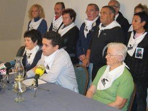Familiares de presos. Europa Press